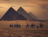 اليوم.. إعلان تفاصيل مغامرة تسلق الأهرامات ورفع العلم المصرى