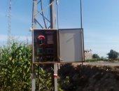 تهالك وحدة تشغيل وإطفاء الأعمدة الكهربائية بقرية المحمودية بالبحيرة