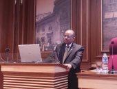 عميد طب الإسكندرية يدشن حملة لتنمية الموارد الذاتية للمستشفيات الجامعية