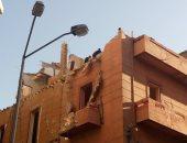 مصرع عامل إثر سقوط حائط عليه فى بورسعيد