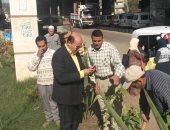 إحالة المسئولين بالوحدة الزراعية بشمياطس للنيابة الإدارية فى المنوفية