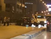 المرور: إغلاق جزئى لكوبرى أكتوبر بسبب إصلاح فواصل اتجاه وسط المدينة