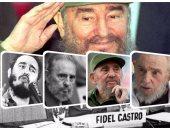 """بالصور.. من منصات الخطب الثورية لـ""""حفنة رماد"""".. الكوبيون يحتشدون فى وداع أخير لـ""""كاسترو"""".. الثائر الكوبى نجا من 600 محاولة اغتيال.. وعاصر 11رئيسا أمريكيا.. ورماده يرقد بجوار بطل الاستقلال """"مارتى"""""""