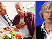 """ارتفاع عدد مرضى سوء التغذية بين البريطانيين إلى 3 أضعاف لزيادة الفقر.. كبار السن الأكثر إصابة.. الجمعيات خيرية تصفه بـ""""المروع"""".. وتوقعات بزيادة أعداد المرضى فى فصل الخريف.. ونصائح بالعلاج المبكر"""