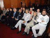 بالصور.. بدء فعاليات افتتاح الدورة الرابعة لملتقى القاهرة الدولى للشعر