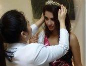 """مفاجأة.. أيسل خالد المشاركة الوحيدة بدون عمليات تجميل بـ""""ملكة جمال أسيا"""""""