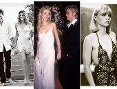 """بالصور .. شاهد 11 فستان لنجمات هوليوود ظهرت أشبه """"بقمصان نوم"""""""