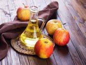 """""""خل التفاح"""" العلاج السحرى لفقدان الوزن وعلاج نزلات البرد"""