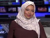 جينيلا ماسا أول صحفية محجبة تقدم نشرة أخبار تليفزيونية فى كندا