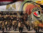 """هاشتاج """"شعب مصر كله جيش"""" يتصدر """"تويتر"""" دفاعا عن خير أجناد الأرض"""