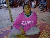 أم طفلة مصابة بشلل رباعى تطالب بتوفير سكن بالقرب من مستشفى الأطفال بإمبابة