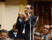 النائب خالد هلالى يوجه طلب إحاطة لوزير النقل حول رصف الطرق بكفر الشيخ