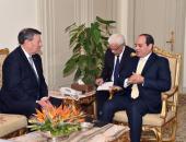 الرئيس السيسى يتلقى دعوة رسمية لزيارة أوروجواى
