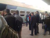 السكة الحديد: لا صحة لتوقف حركة القطارات بالوجه القبلى