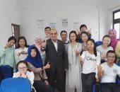 """جامعة قناة السويس تحتفل 5 ديسمبر بتخرج ثالث دفعات طلاب """"نيغشيا"""" الصينية"""