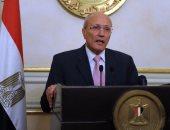 وزير الإنتاج الحربى يهنئ الشعب بذكرى ثورة 25 يناير وعيد الشرطة