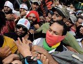 مقتل شخصين فى مظاهرات عنيفة بإندونيسيا