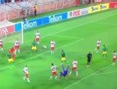 بالفيديو.. حارس مرمى يسجل هدفا من ضربة مقصية رائعة بدورى جنوب أفريقيا