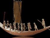 """بيع """"قارب فرعونى"""" بـ 161 ألف جنيه استرلينى فى دار مزادات بونهامز"""