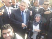 وزير التعليم العالى يستمع لشكاوى الطلاب ذوى الإعاقة ويطلق مبادرة لهم