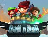 لعشاق الأكشن.. Raft n Roll لعبة قتال مسلية.. جربها