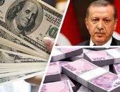 كريدى سويس: تراجع الليرة أمام الدولار خفض عدد مليونيرات تركيا 24 ألف شخص