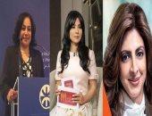 """مهرجان """"المرأة العربية"""" يكرم عددا من الإعلاميات وسيدات المجتمع فى دورته الأولى"""