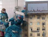 فريق بحث جنائى لكشف غموض سرقة 2000 عبوة إنسولين بمستشفى بركة السبع بالمنوفية