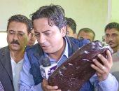 """أحمد رجب يكشف مصانع الشيكولاتة الفاسدة فى """"مهمة خاصة"""""""