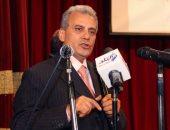"""""""إعلام القاهرة"""" تبدأ دورات التدريب لطلابها بالتحرير الصحفى"""