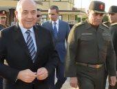 رئيس الأركان يلتقى المبعوث الأممى لدعم ليبيا خلال زيارته لمصر