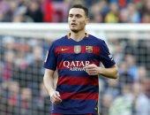 برشلونة يعلن غياب فيرمايلين 14 يوماً عن الملاعب بسبب إصابة الفخذ