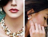 بالصور .. 5 قطع مجوهرات لازم يبقى فى دولابك واحدة منهم