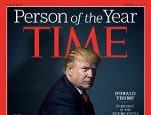 """ترامب """"رئيس الولايات المنقسمة"""" في 10 أغلفة لـ""""التايم"""""""