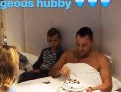 بالفيديو.. جون تيرى يحتفل بعيد ميلاده الـ36 على السرير