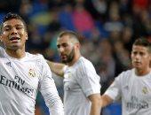 كاسيميرو يضيف هدف ريال مدريد الثانى أمام يوفنتوس فى نهائى الأبطال