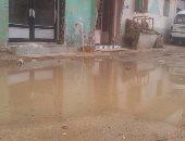 بالصور.. أهالى سرابيوم بالإسماعيلية يستغيثون بسبب تلوث مياه الشرب