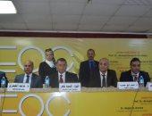 بالصور..محافظ كفر الشيخ يشهد فعاليات المؤتمر العلمى الأول لطب الأورام