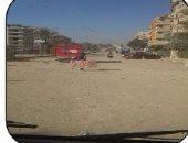 """""""الصرف الصحى بالقاهرة"""" تؤكد عدم وجود أى """"طفح"""" بالهضبة الوسطى بالمقطم"""