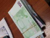 """""""الأموال العامة"""" تضبط تاجر عملة وبحوزته 10 آلاف يورو بالقاهرة"""