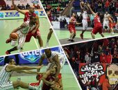 كرة السلة بالأهلى يكتفى بالتدريبات استعدادا لمواجهة كانو بيلارز النيجيرى