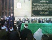 بالصور.. محافظ الغربية يشهد الاحتفال بمولد النبى فى مسجد السيد البدوى