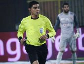 7 معلومات عن إبراهيم نور الدين حكم مباراة أنجولا وموريتانيا