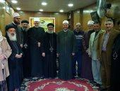 مطران بورسعيد يهنئ المسلمين بالمولد النبوى الشريف