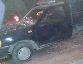 """الداخلية: إطلاق رصاص بمحيط سيارة """"لورى"""" تابعة للشرطة فى الإسكندرية"""