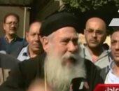"""القس مكارى يونان يتحدى الإرهاب: """"هانزيد محبة لإخواتنا المسلمين"""""""