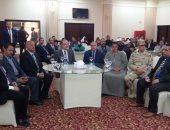 محافظ بنى سويف يشارك نادى القوات المسلحة الاحتفال بالمولد النبوى الشريف