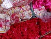 ضبط 750 كيلو حلوى مولد مغشوشة وغير صالحة بأسوان