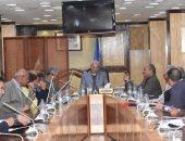 بالفيديو.. محافظ أسوان يلتقى ممثلى منظمة الإيفاد الدولية