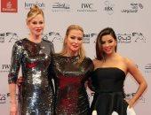 النجمات إيفا لونجوريا وميلانى جريفيث وأنستزيا يتألقن فى مهرجان دبى السينمائى